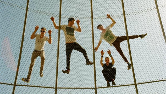 """imagen El cuarteto británico Alt -J ganó el """"Mercury"""" al mejor disco del año"""