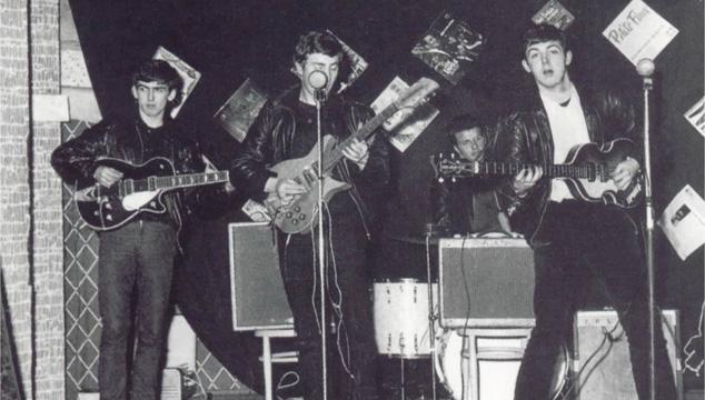 imagen EMI detiene la subasta de la maqueta que lanzó a los Beatles a la fama
