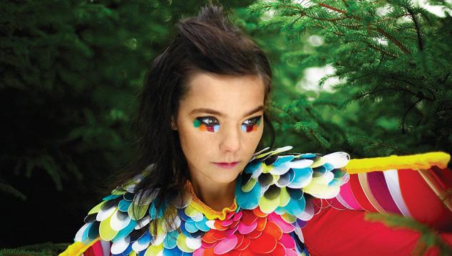 imagen Björk se operó las cuerdas vocales