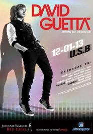 David Guetta en Venezuela