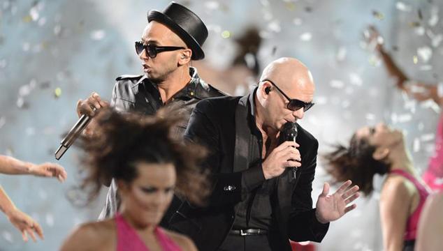 imagen La gala de los Grammy Latino fue vista por 10 millones de personas en EE.UU.
