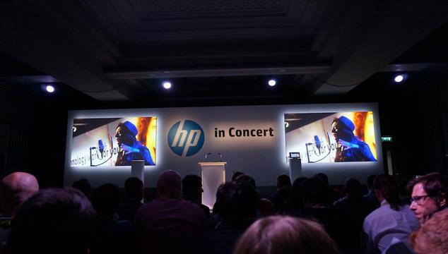 imagen Universal y HP se alían para lanzar HP Connected Music
