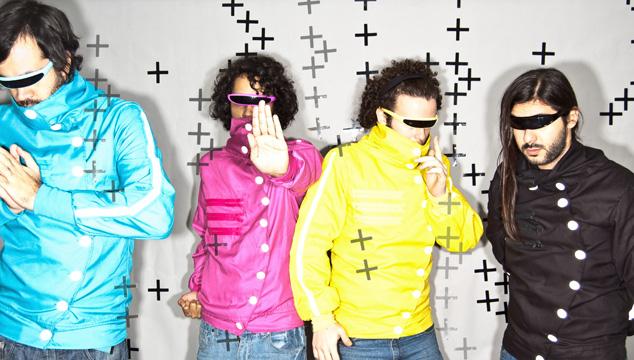 imagen Los Humanoides harán el showcase de su nuevo disco el 12/12/12
