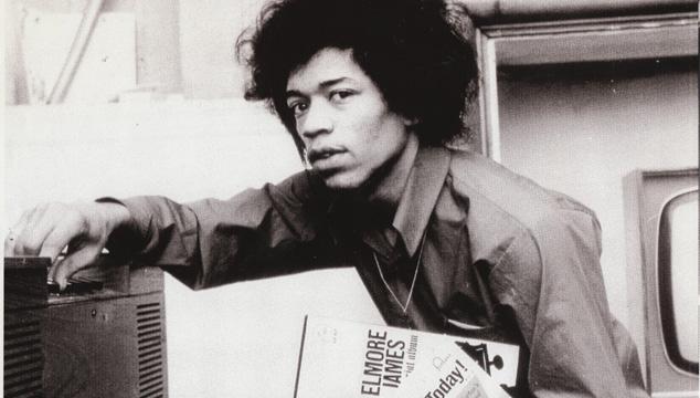 imagen Jimi Hendrix resucita… en nueva música