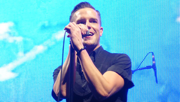 """imagen The Killers versiona """"With Or Without You"""" de U2 (VIDEO)"""