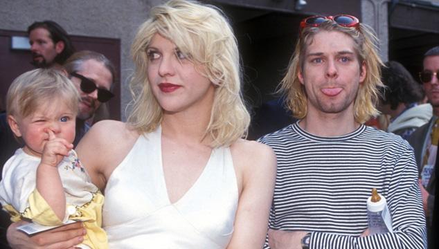 imagen Courtney Love está trabajando en un documental de Kurt Cobain