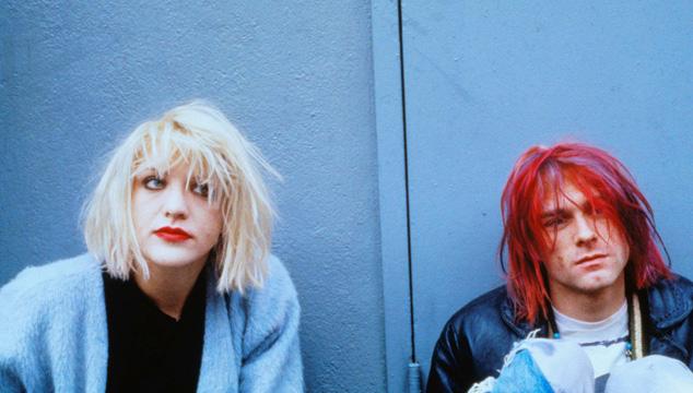 "imagen Courtney Love: ""Nunca se hará un musical de Kurt Cobain"""