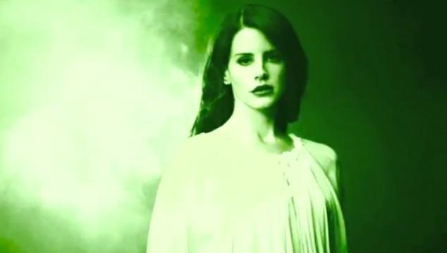 imagen Lana Del Rey publica el video de 'Bel Air'