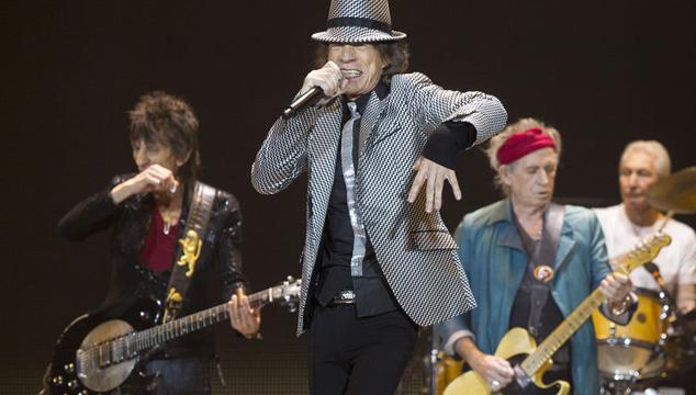 imagen Los Stones reivindican el título de reyes del rock and roll, según la crítica