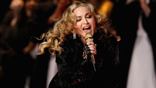 imagen Madonna reivindica su reinado ante unas 50.000 personas en México
