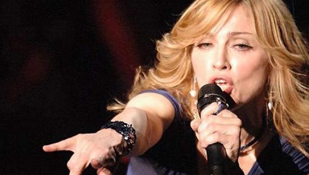 imagen Madonna se llevó sus muebles a Medellín