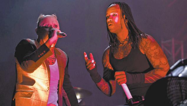 imagen Kiss, Marilyn Manson y The Prodigy, en el festival Maquinaria en Chile