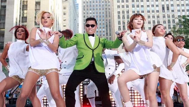 """imagen """"Gangnam style"""" se convierte en doble platino en EEUU por ventas digitales"""