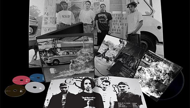 "imagen Tom Morello: ""Rage Against The Machine no grabará nuevo material"""