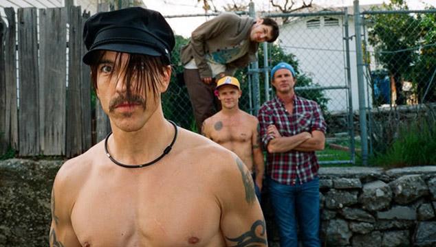 imagen ¡Escucha ya dos nuevas canciones de Red Hot Chili Peppers!