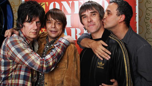 imagen The Stone Roses encabezará el cartel del Festival de la isla de Wight