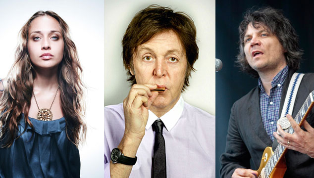 imagen Paul McCartney, Fiona Apple y Wilco forman parte del soundtrack de  'This is 40'