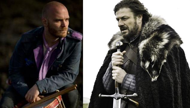 imagen El baterista de Coldplay actuará en Game Of Thrones