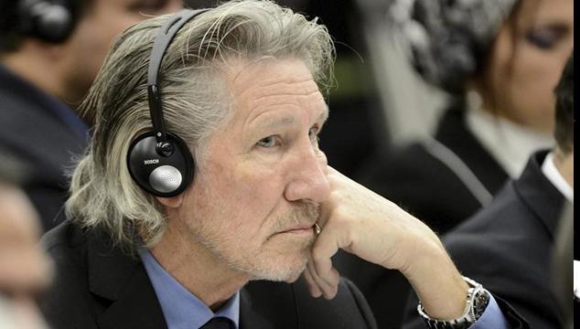 imagen Escucha a Roger Waters hablar acerca de Palestina en la ONU