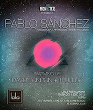 Pablo Sánchez + David Rondón + Trujillo @ LOLA