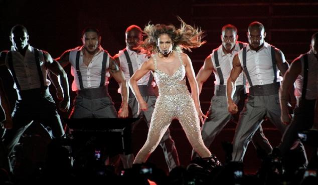 imagen Espectacular actuación de Jennifer López y Wisin y Yandel en Puerto Rico