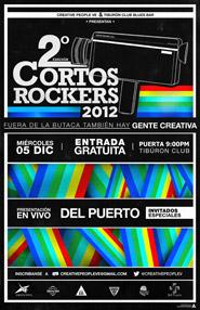 Segunda Edición de los Cortos Rockers