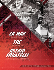 La Mar + THE + Astrid Fokatelli en El Puto Bar