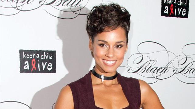 imagen Alicia Keys recauda 1.3 millones de dólares para su fundación