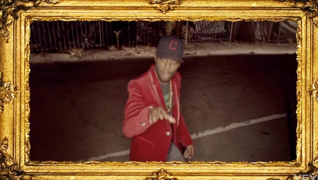 """imagen Kid Cudi protagoniza y dirige su más reciente video, """"King Wizard"""""""