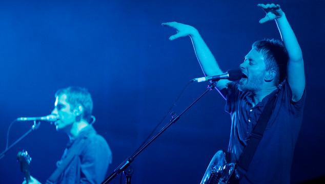 imagen Feliz cumpleaños, Thom Yorke: Descarga gratis el set de Radiohead en Bonnaroo 2006