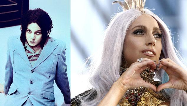 imagen ACTUALIZADO: Jack White rectifica sus comentarios sobre Lady Gaga