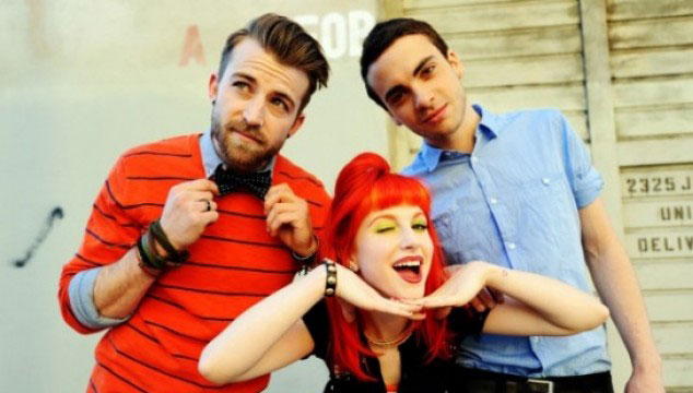 imagen Paramore revela nombre y fecha de lanzamiento de su nuevo álbum