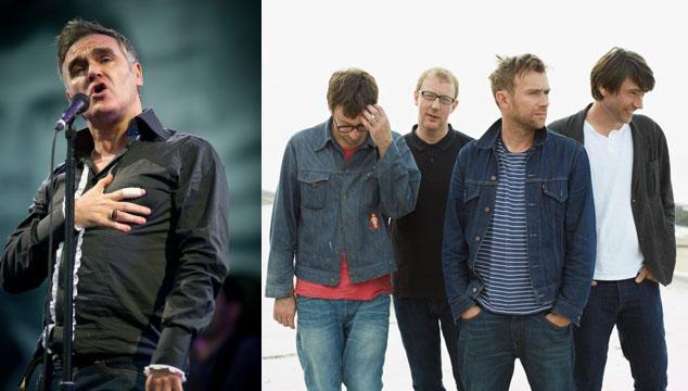 imagen Blur, Morrissey y los Yeah Yeah Yeah´s en el Vive Latino 2013