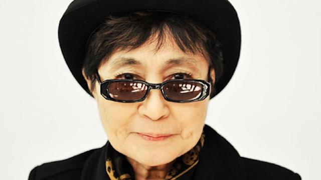 "imagen Yoko Ono convoca a sus seguidores en Times Square para cantar ""Imagine"""