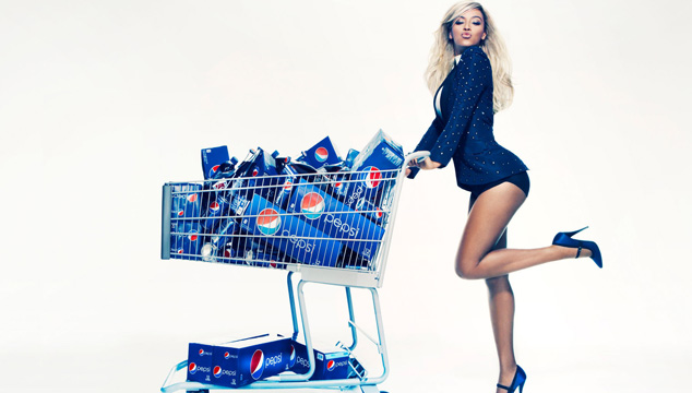 imagen Beyoncé firmó un contrato con Pepsi por $50 millones