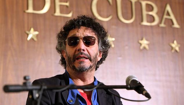 imagen Fito Páez publicará una novela y dirigirá una película