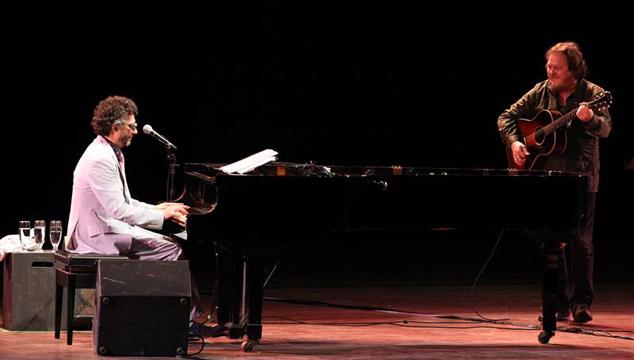 imagen Fito Páez se reencuentra con su público de La Habana (VIDEO)