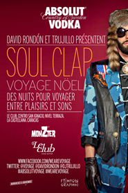 Soul Clap en Voyage