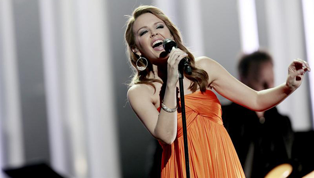 imagen Kylie Minogue, Ne-Yo y Milow le cantan al Nobel de la Paz