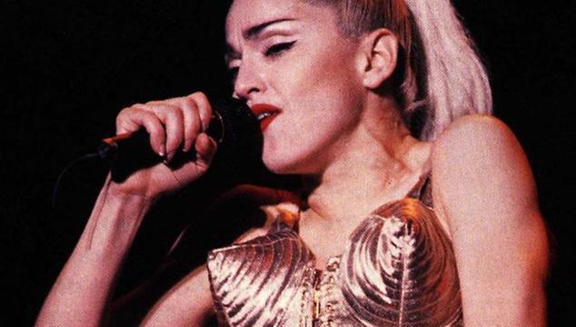 imagen ¿Te sobra dinero? Cómprate un sostén de conos de Madonna