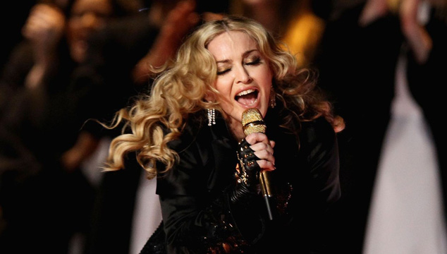 "imagen Madonna actuará mañana en Chile, la penúltima parada del ""MDNA Tour"""