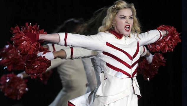 imagen El día que Medellín fue Madonna
