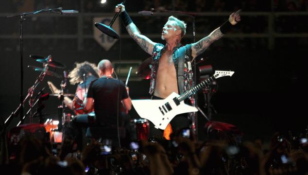 imagen Los mejores conciertos de 2012