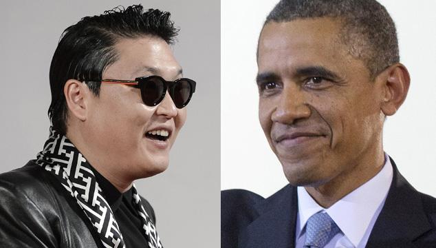 imagen ¡El horror! Psy cantaba acerca de matar americanos en 2004