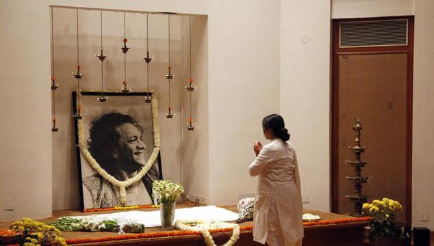 imagen Ravi Shankar recibirá un Grammy en homenaje a toda su carrera
