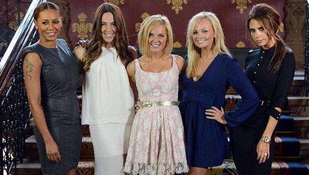 imagen Las Spice Girls resucitan en el West End londinense