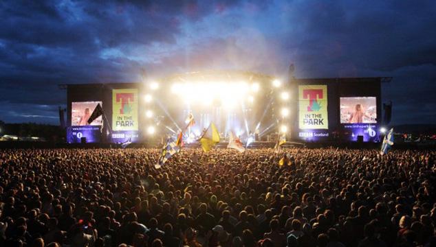 """imagen Rihanna encabeza la 20 edición del festival """"T in the Park"""""""