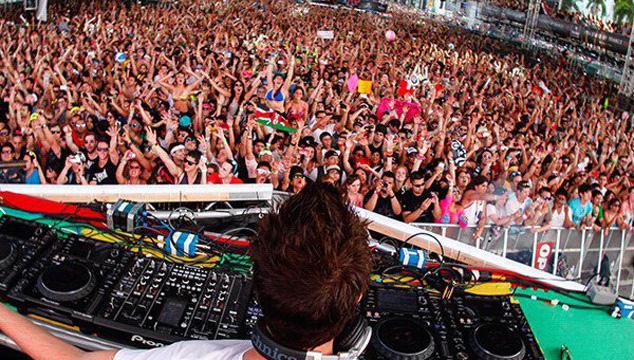 imagen El Festival Ultra Music tendrá su primera edición europea en Croacia