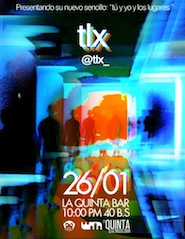 TLX en La Quinta Bar