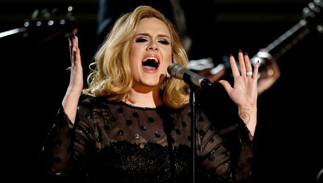 imagen Adele se presentará en los Golden Globes
